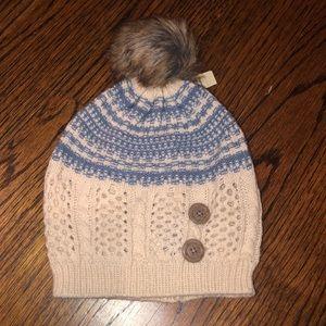 NWT Simply Noelle beanie hat